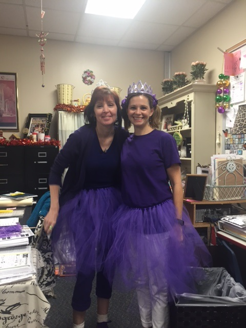 Story Book Parade Day - Fourth Grade Teachers