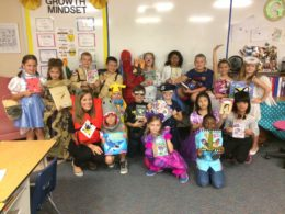 Story Book Parade Day